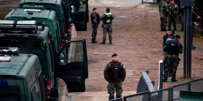 El esquema de militarización extranjera en Argentina es el más importante que se conozca en la historia del país