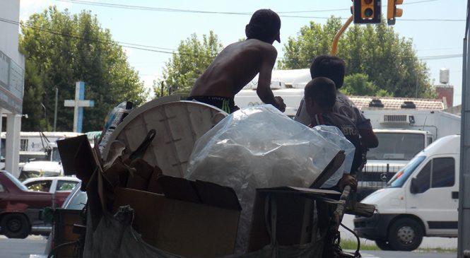 El 10% de los niños trabaja en Argentina