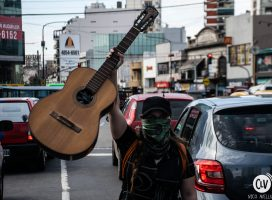 La Asamblea de Villa Urquiza sigue resistiendo
