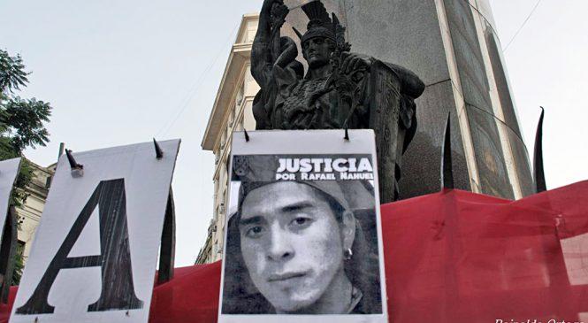 """A un año del asesinato de Rafael Nahuel: """"Vivos y en territorio nos queremos"""""""