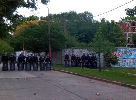Nueva represión policial al Barrio La Sexta de Rosario: 20 personas heridas y una detenida