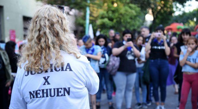 Nehuen Rodríguez: cumplir años con quienes ya no están