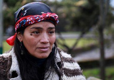 Juicio a Ivana Huenelaf y compañeros, solidarios con el Lof Cushamen