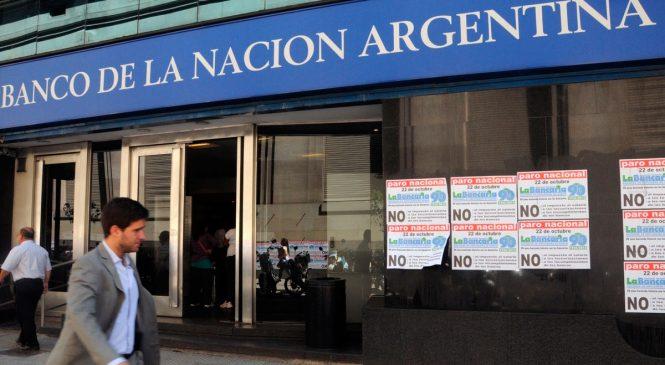 Bancarios paralizarán los bancos públicos porque se niegan a pagar el último acuerdo paritario
