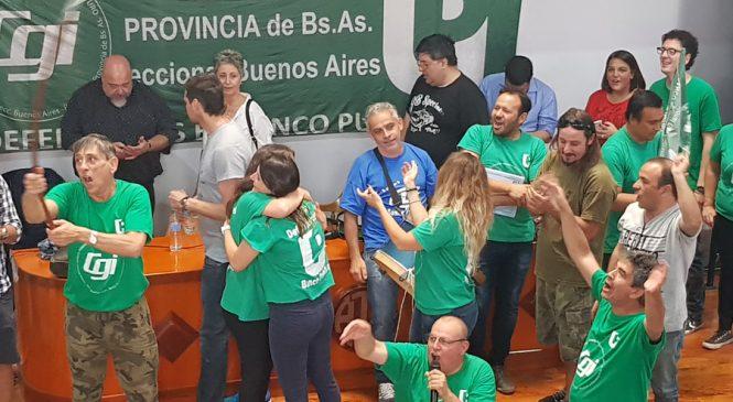 Los trabajadores del Banco Provincia denuncian a Vidal por desvío de fondos