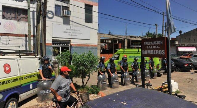 Ya son 8 los muertos en la peor masacre perpetrada en comisarías del país