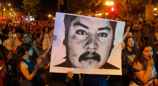 Justicia chilena ordenó detener a carabineros implicados en la muerte de Catrillanca