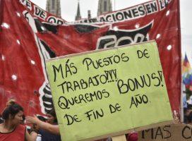 Sin respuesta: cooperativistas profundizarán medidas de fuerza en La Plata