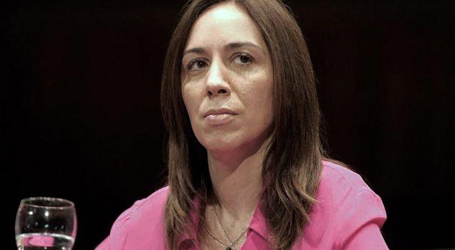 Denuncia penal contra María Eugenia Vidal por desviar una cifra millonaria del Banco Provincia