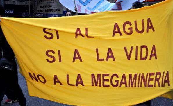 Jujuy: Cortes en Cuenca de los Pozuelos y Tilcara