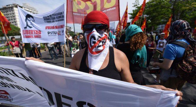 Fotogaleria: Comienzo de la marcha contra el G20