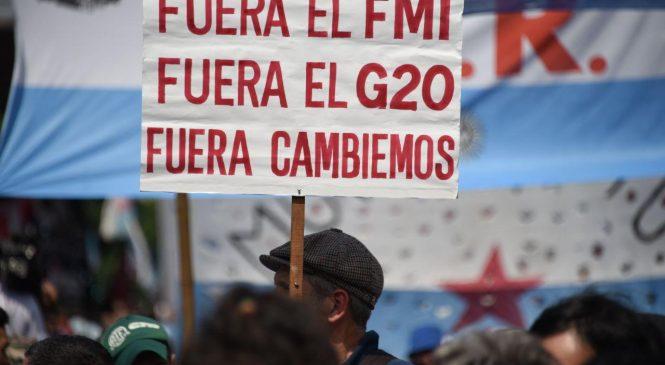 "#G20 Baigorria: ""son momento realmente trágicos en materia de retroceso en derechos laborales"""