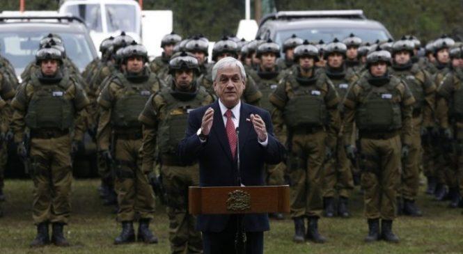 Chile: El Comando Jungla de Carabineros asesinó a un comunero en Temukuikui