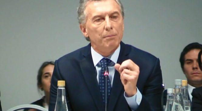 La Cumbre del G-20, plataforma de lanzamiento de la reelección de Macri
