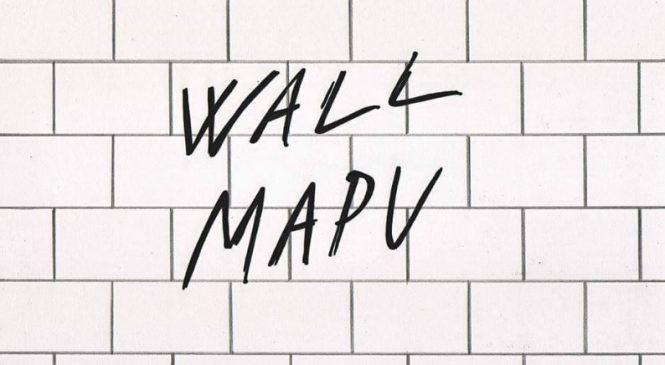 Derribando los ladrillos de la pared a puro Newen