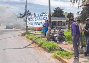 Casilda: Paro en Iarsa por salarios impagos