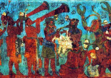 El color inventado por los mayas que cambió la historia del arte