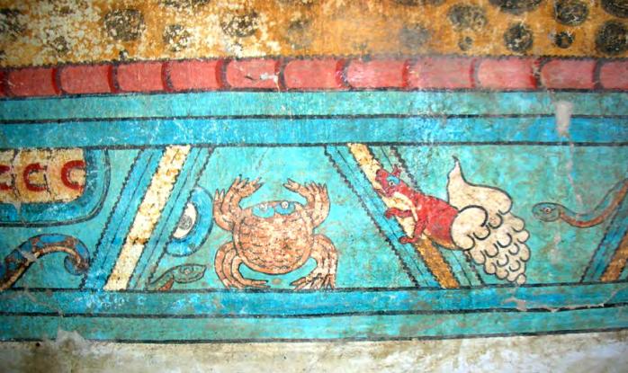 El Color Inventado Por Los Mayas Que Cambio La Historia Del Arte