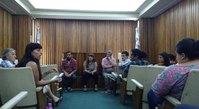 Víctima del ajuste: asamblea de ATE Senasa por la muerte de Maxi Tadeo Costa