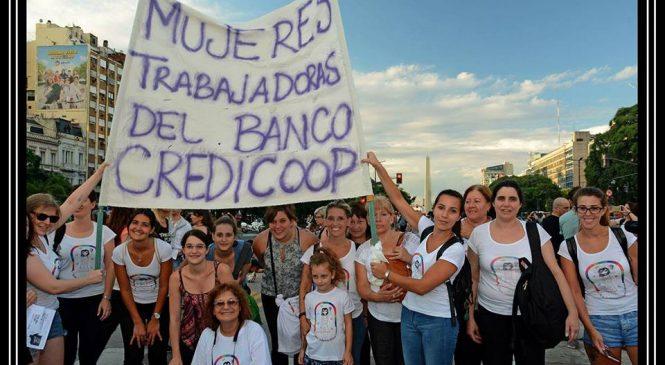 Violencia de género en el Banco Credicoop