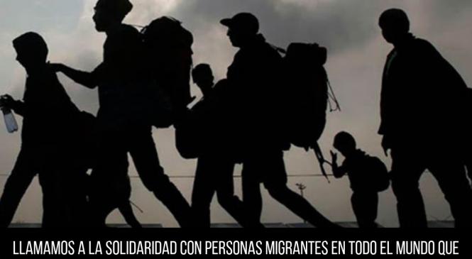 En el Día Internacional del Migrante: Solidaridad y Lucha