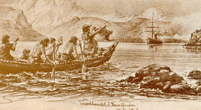 Pueblos originarios tenían un vínculo cercano con el estrecho de Magallanes