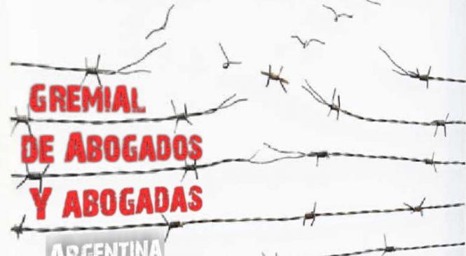 Procesaron con prisión preventiva a todos los anarquistas detenidos defendidos por La Gremial