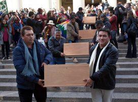 Restos de nueve qom restituidos a su pueblo viajarán al Chaco para su enterramiento