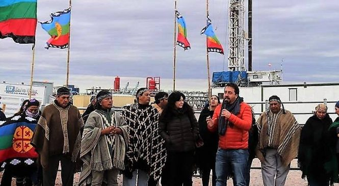 Neuquén: Procesamiento a autoridades de la Confederación Mapuche