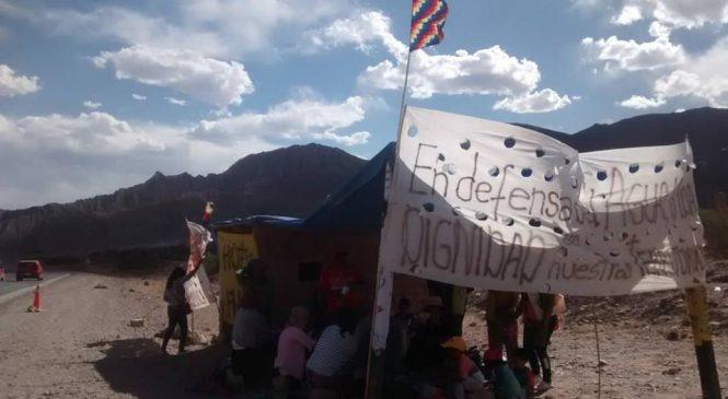Tilcara: Se levantó la medida cautelar contra Comunidad Cueva del Inca