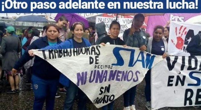 Siam: Justicia laboral ordenó reinstalación de la delegada Alejandra Vercellino