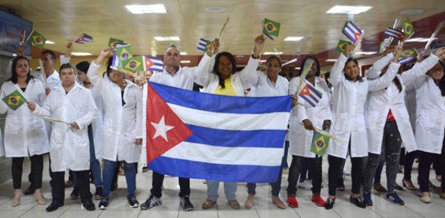"""""""Nuestros médicos llevaron la salud a los lugares más recónditos de Brasil"""""""