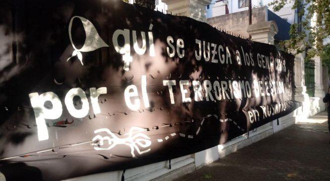 APDH presenta proyecto para declarar personas no gratas a genocidas en Santa Fe