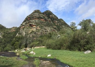 Hallazgo: En el Cerro Colorado vivía un pueblo numeroso y muy activo