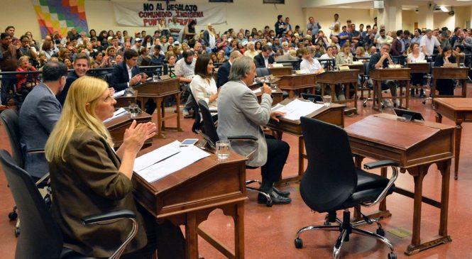El Concejo Deliberante de Tigre reconoció a la Comunidad Indígena Punta Querandí