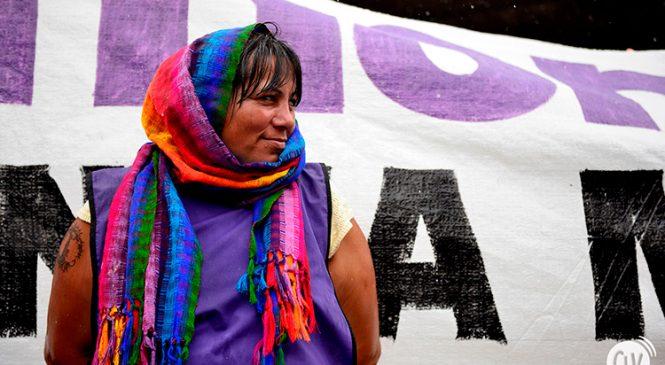 Fotogalería: Contra la violencia machista en los medios