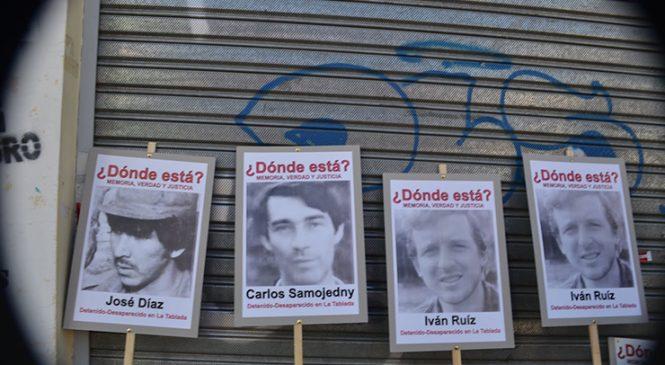 """Desaparecidos de La Tablada – Día 1 – """"Yo soy Dios"""""""