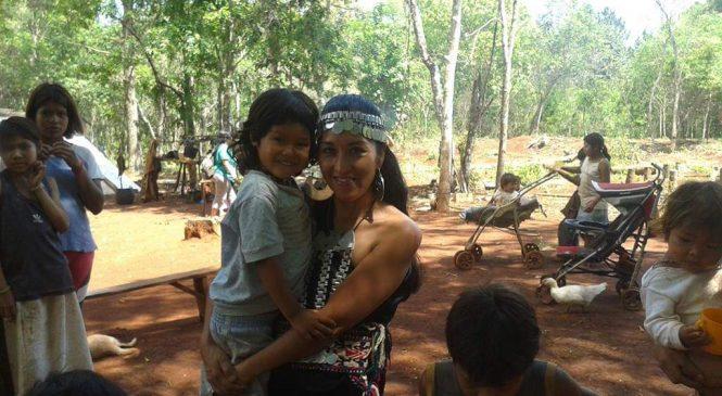 Moira Millán informa que apareció su hija Llanka