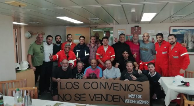 Los marineros, próximo objetivo de Cambiemos para la reforma laboral por sector