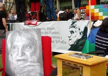 """Osvaldo Bayer nos enseñó que se puede ser sindicalista y hacer periodismo"""