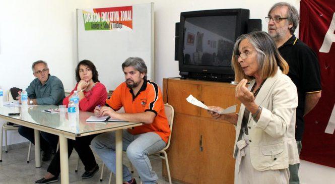 Construirnos como militantes pedagógicos para transformar el sistema