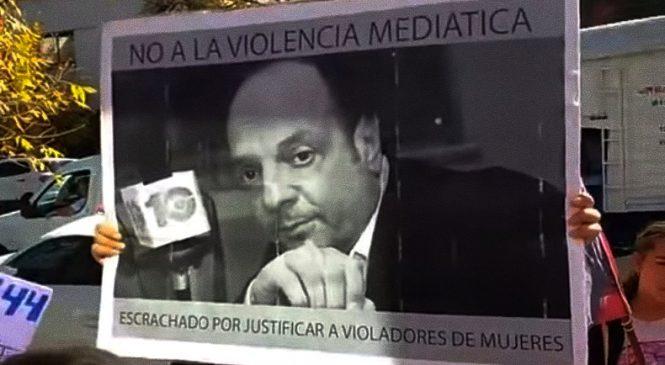 La Justicia obliga a Baby Etchecopar a hablar de violencia de género en su programa