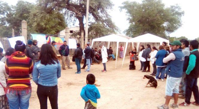 Comunidad wichi tomó una escuela en reclamo de una directora originaria