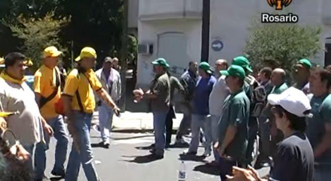 A 10 años del ataque a la Seccional Rosario de ATILRA