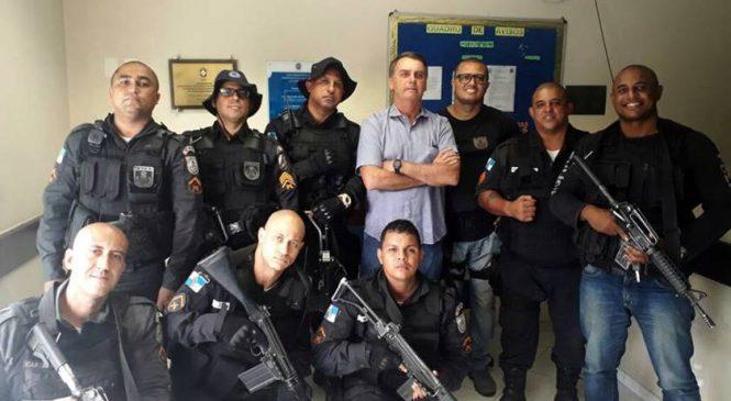 Brasil: ¿Del régimen de excepción al estado de excepción?