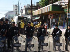 Con saturación policial gobierno de Larreta desalojó la Asamblea Villa Urquiza