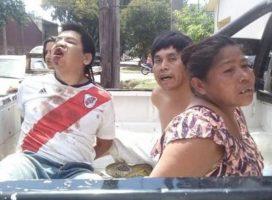 Rosario: Denuncian a policías por golpear brutalmente a tres personas de la comunidad toba