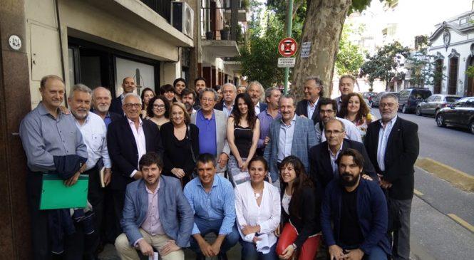 Histórica confluencia de abogados sindicales para rechazar el programa laboral del gobierno de Macri