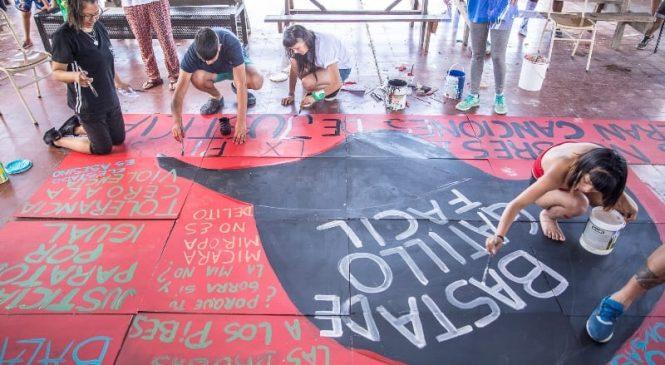 Hasta que la justicia se haga costumbre: la organización contra la impunidad