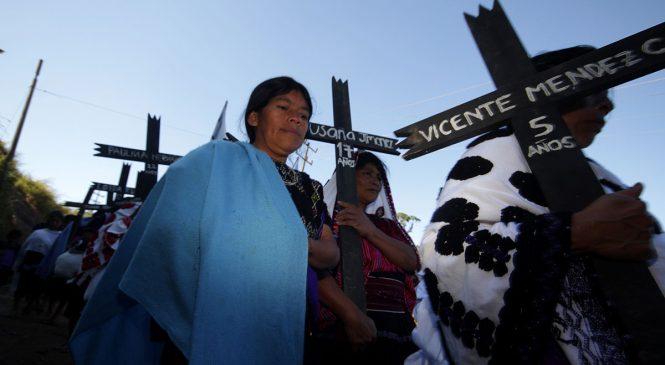 México: Sobrevivientes de Acteal piden la intervención de AMLO para que se haga justicia… 21 años después